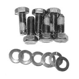 Heavy Duty Pressure Plate Bolts; 6 pcs.
