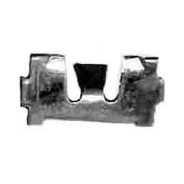 Chrome Molding Clips; Running Boards (10pc)
