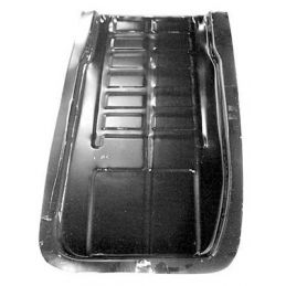 Front and Rear Floor Repair Pans; Left rear