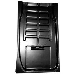 Front and Rear Floor Repair Pans; Right rear