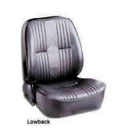 Pro Car Seats; Lowback