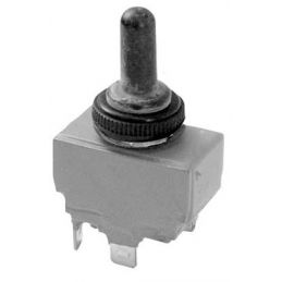 Sealed Toggle Switches; ON-OFF-ON