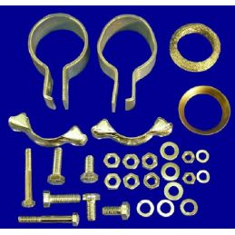 Muffler Installation Kits; Tail pipe clamp kit