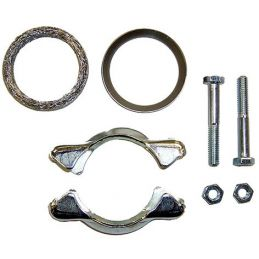 Muffler Installation Kits; Donut pipe clamp kit