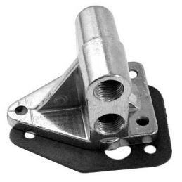 Oil Cooler By-pass; Oil cooler by-pass