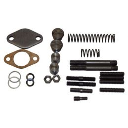 New Crankcase; Case Hardware kit