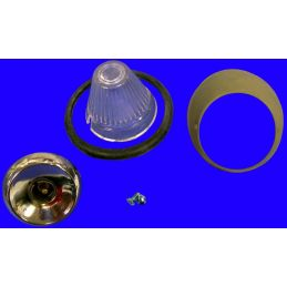 Front Turn Signal Assembly; Left