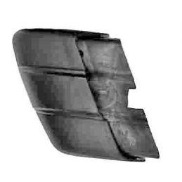 Bumper End Caps; Front