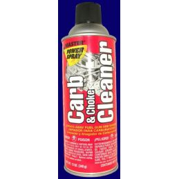 Fluids & Sealers; Carb cleaner