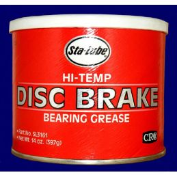 Fluids & Sealers; High temp disc brake grease