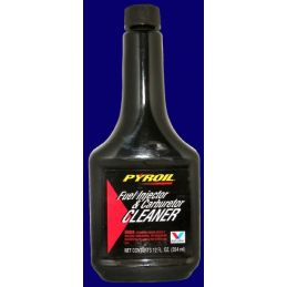 Fluids & Sealers; Fuel injector cleaner