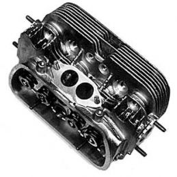 Cylinder Heads; New dual port head