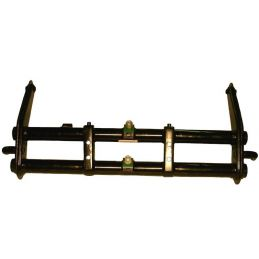 Front Beam With Adjusters; King and Link