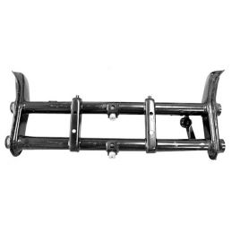 Front Beam With Adjusters; Ball Joint