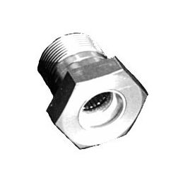 Flywheel Gland Nut; Flywheel gland nut