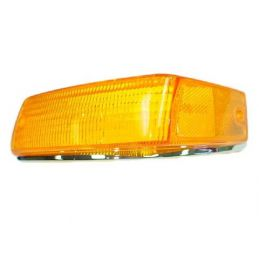 Front Turn Signal Lenses; Right