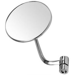 Outside Mirror; Round Left