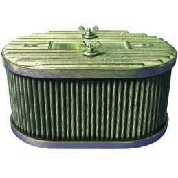 "IDF Air Cleaners ; With aluimium top and bottom 3 1/2"" tall"