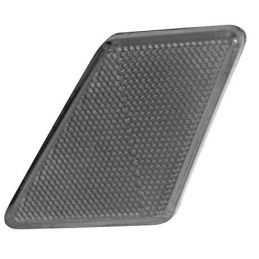 Tail Light Reflectors; Left