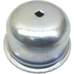 Front Drum Bearing Caps; W/hole
