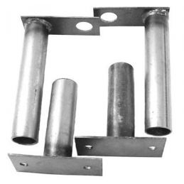 Baja Rear Bumpers; Replacement kit for single tube firewall mount