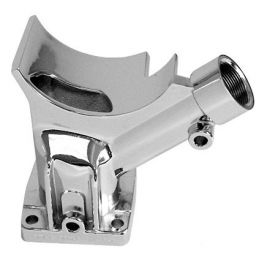 Chrome Alternator Or Generator Stand; Chrome