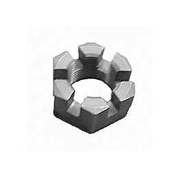 Rear Axle Nuts; 46mm