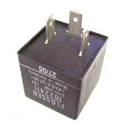 Turn Signal Flasher Relays; 12v