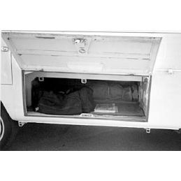 Single Cab Side Door Seal