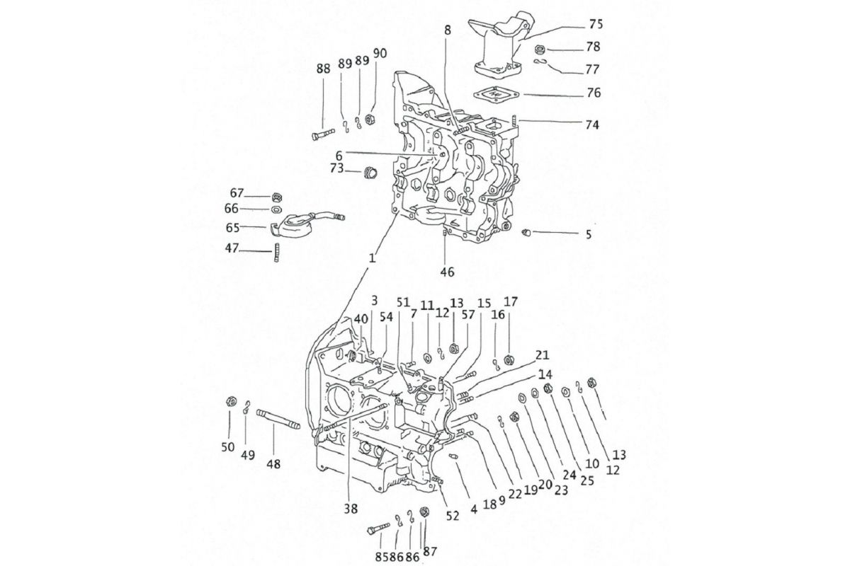 Case & Components