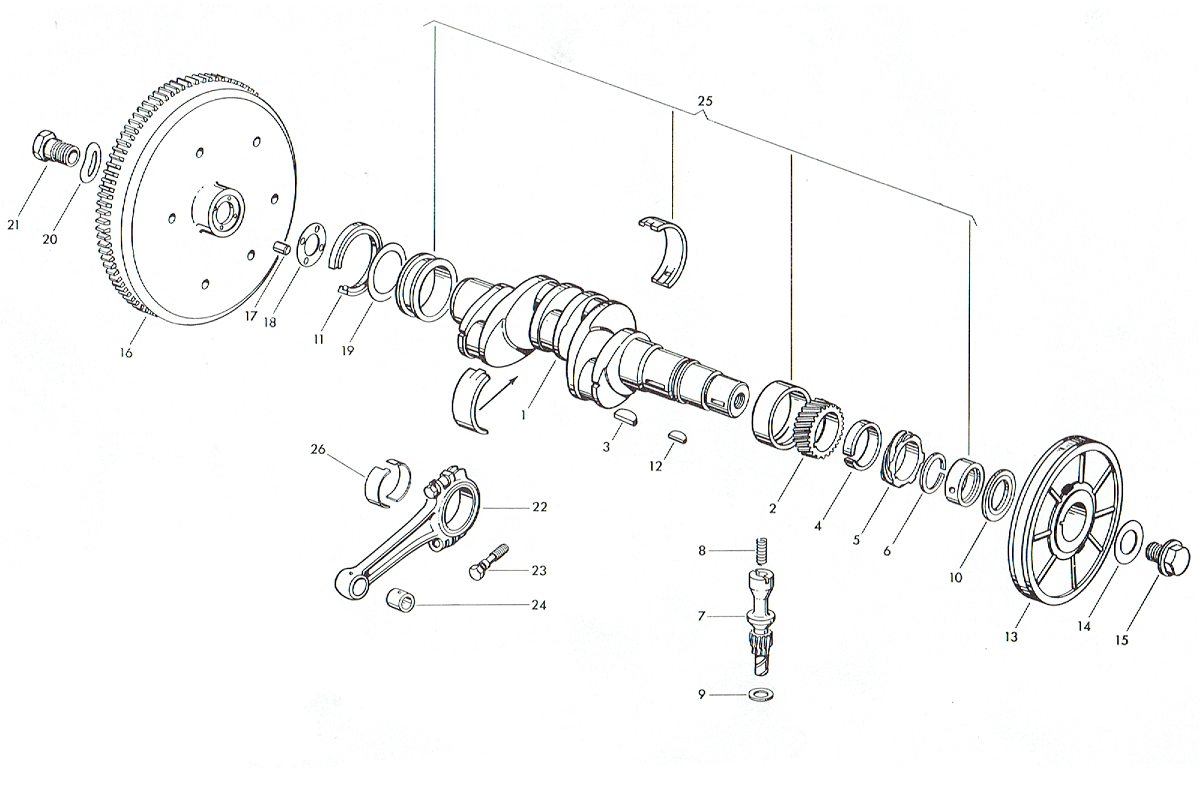 Crankshaft Assembly