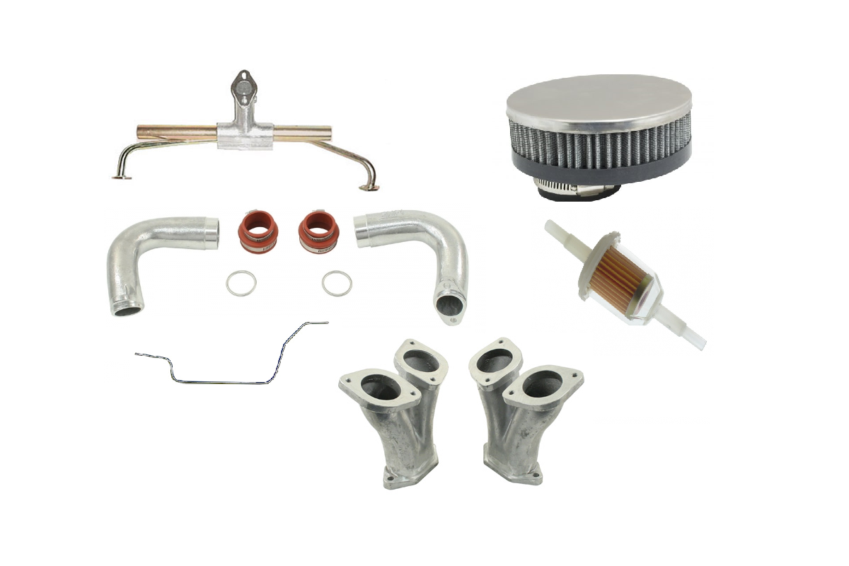 Intake, Fuel & Filters