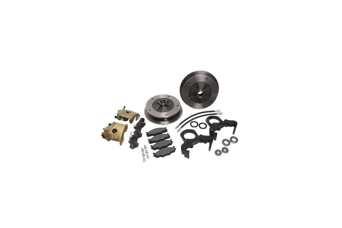 Aftermarket Brakes & Components