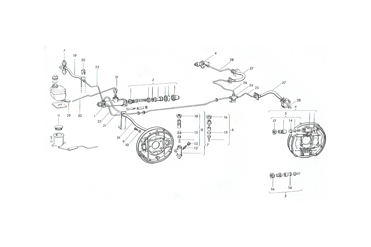 Stock Brakes & Components