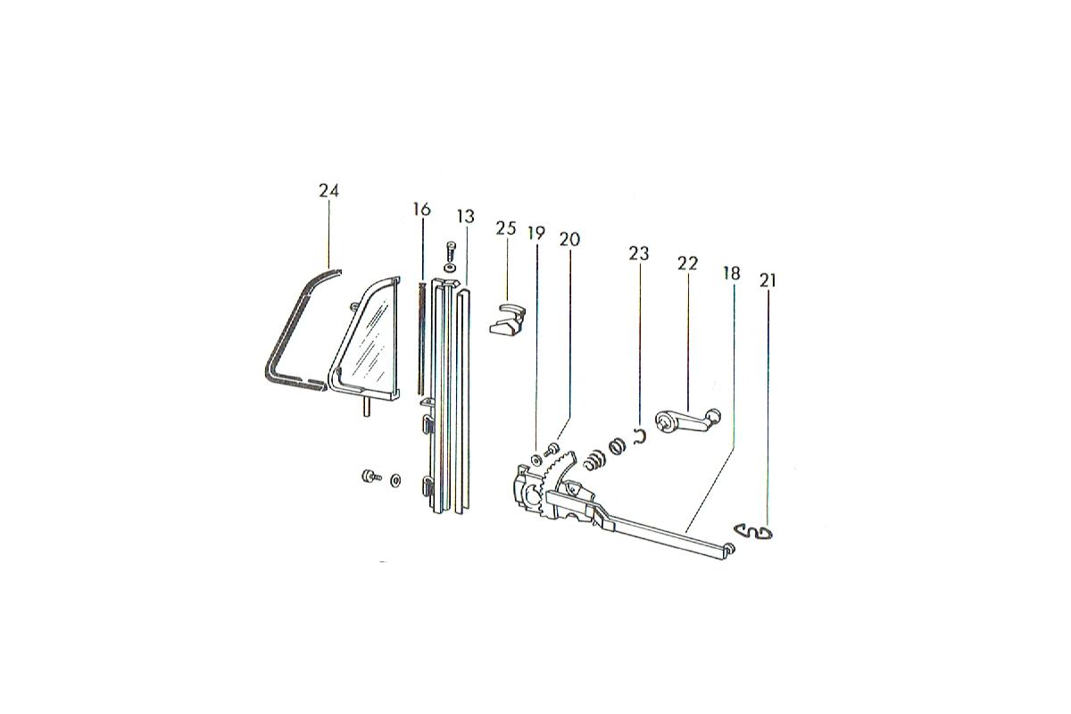Windows, Seals, & Components