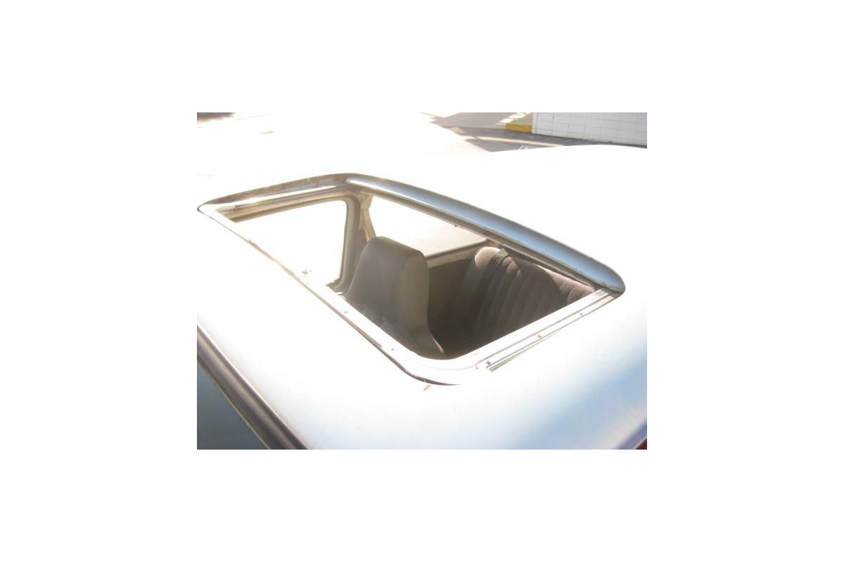 Sunroof Parts