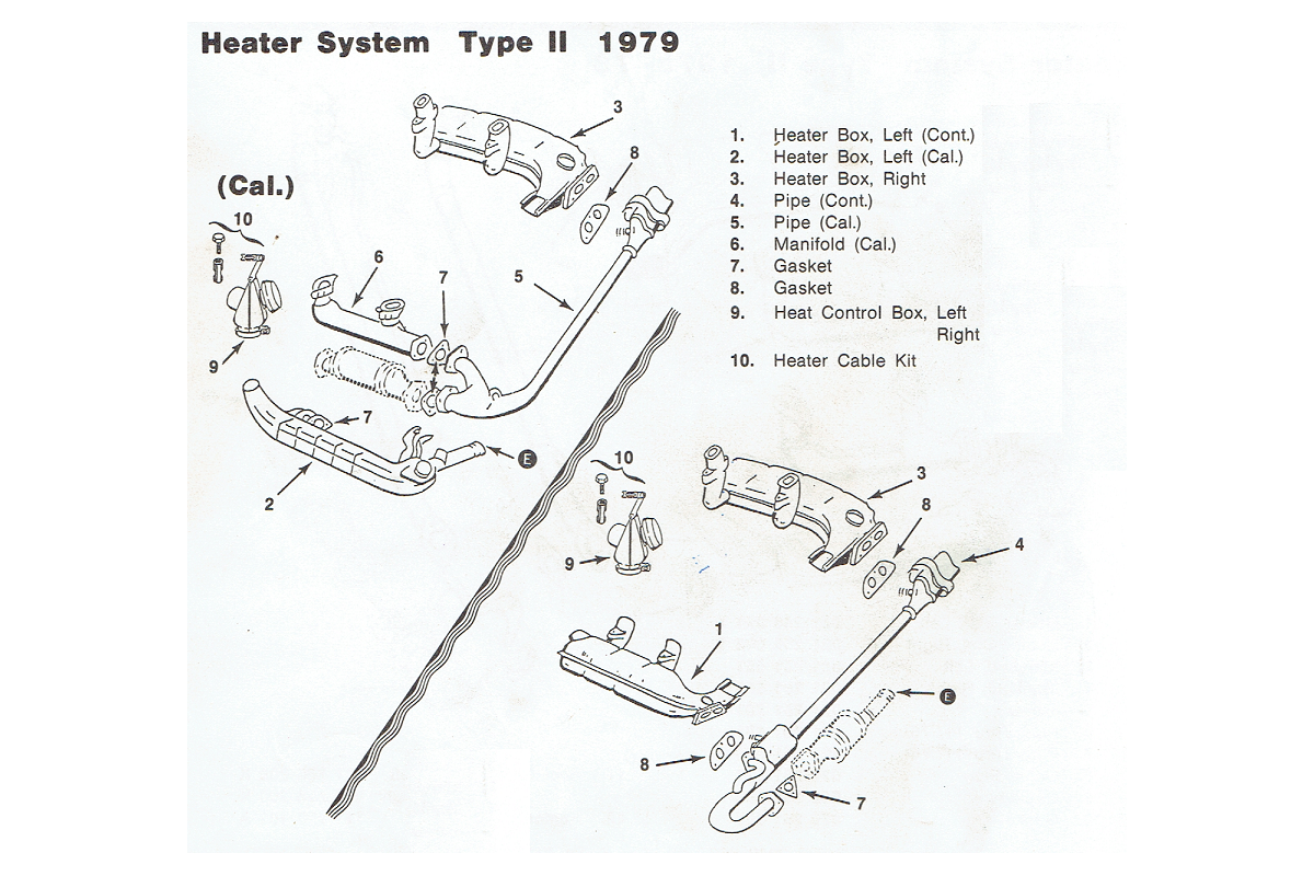 Heater Assembly 1979