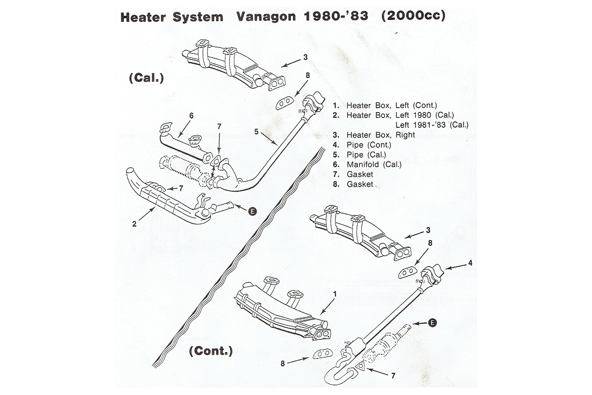Heater Assembly 1980-83