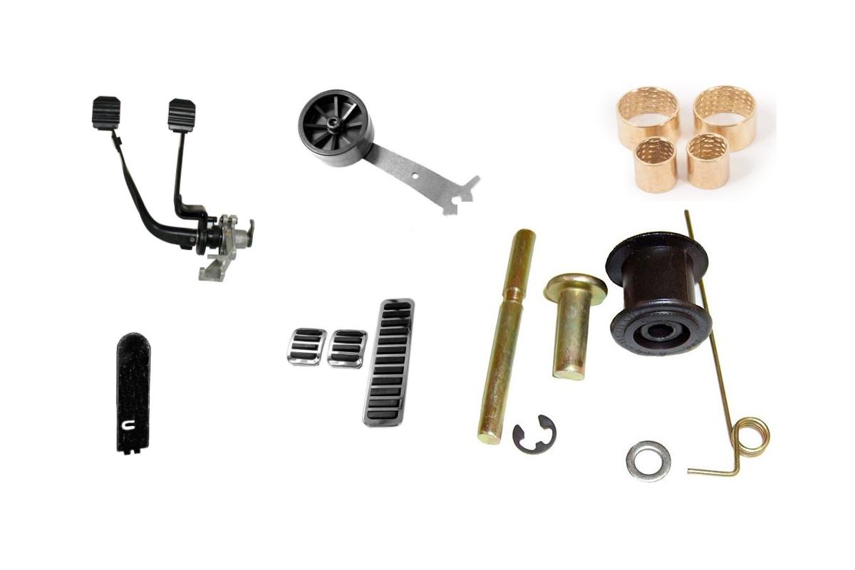 Pedals & Components