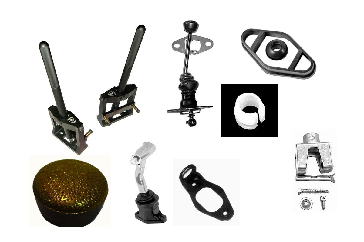 Shifters & Components