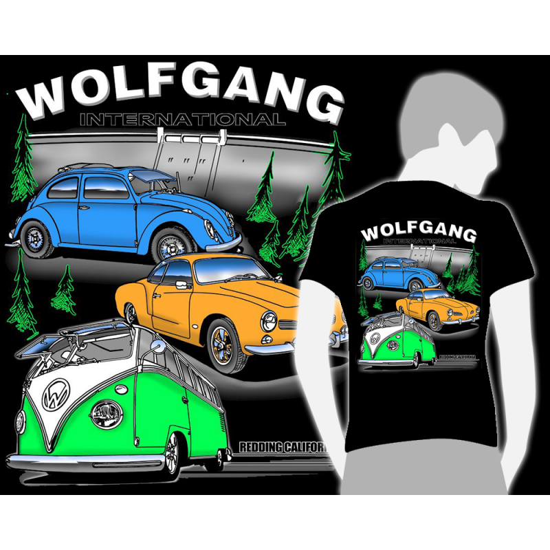 New Wolfgang T-Shirt